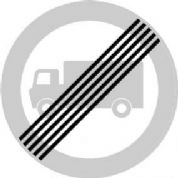 End Of Goods Vehicle Prohibition